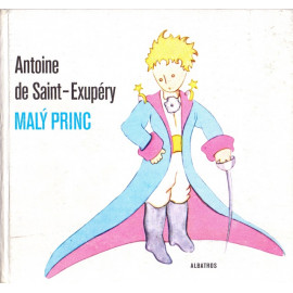 Malý princ - Antoine de Saint-Exupéry (1977)