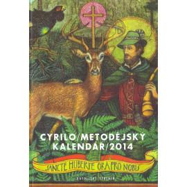 Cyrilometodějský kalendář 2014