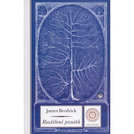 Rozšíření jezuitů - James Brodrick