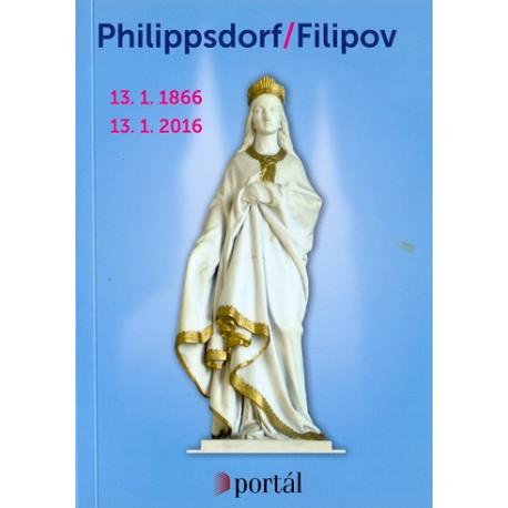 Philippsdorf Filipov 13.1.1866 - Marie Rút Křížková, Benno Beneš (2015)