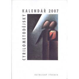 Cyrilometodějský kalendář 2007