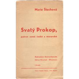 Svatý Prokop - Marie Štechová