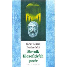 Slovník filozofických pověr - Józef Maria Bocheński
