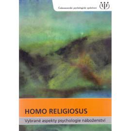 Homo religiosus - Vybrané aspekty psychologie náboženství - Zbyněk Galvas