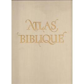 Atlas Biblique - P. Paulin Lemaire et P. Donato Baldi