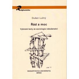 Řád a moc - Dušan Lužný