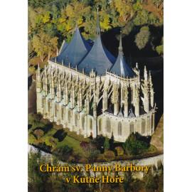 Chrám sv. Panny Barbory v Kutné Hoře - Jan Kulich