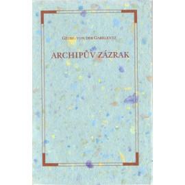 Archipův zázrak - Georg von der Gabelentz
