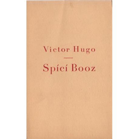 Spící Booz - Viktor Hugo
