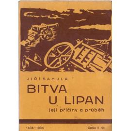 Bitva u Lipan - Jiří Sahula