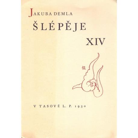 Šlépěje XIV - Jakub Deml
