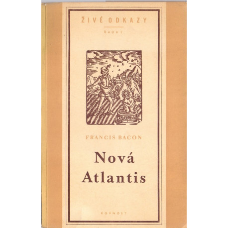 Nová Atlantis - Francis Bacon