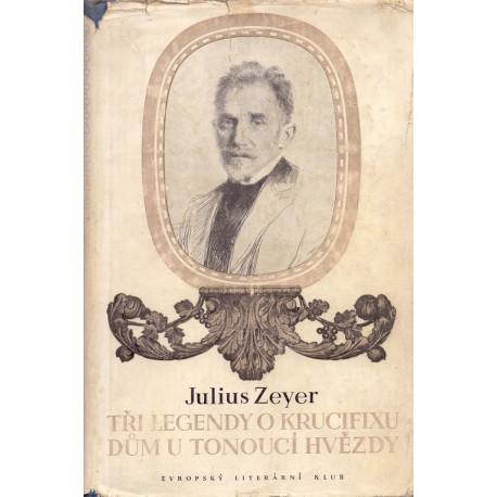 Tři legendy o krucifixu, Dům u tonoucí hvězdy - Julius Zeyer (1940)