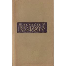 Apokryfy - Alexěj Remizov
