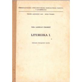 Liturgika I. - ThDr. Ladislav Pokorný