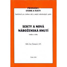 Sekty a nová náboženská hnutí - Odilo Ivan Štampach, O.P. (1994)