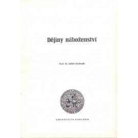 Dějiny náboženství - Josef Kubalík (1991)