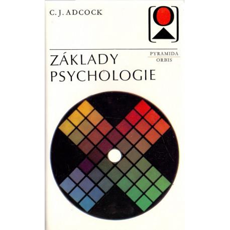 Základy psychologie - Cyril John Adcock