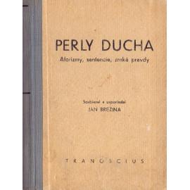 Perly ducha - Ján Brezina (ed.)