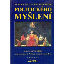 Blackwellova encyklopedie politického myšlení - David Miller