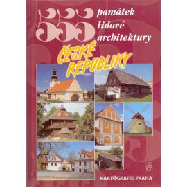 555 památek lidové architektury - Vladimír Soukup, Petr David