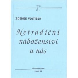 Netradiční náboženství u nás - Zdeněk Vojtíšek