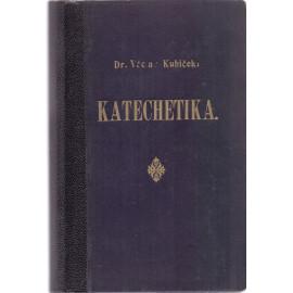 Katechetika - Dr. V. Kubíček (1937) váz.