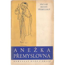 Anežka Přemyslovna - V. B. Třebízský (brož.)