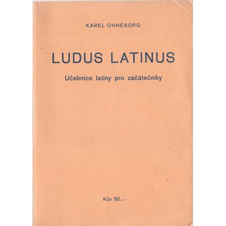 Ludus latinus - Karel Ohnesorg