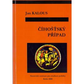 Číhošťský případ - Jan Kalous