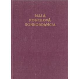 Malá koncilová konkordancia - Elemír Filo, ThDr. František Kišiday