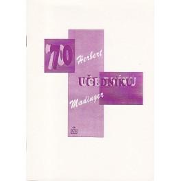 70 učedníků - Herbert Madinger