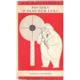 Povídky o dlouhém luku - Gilbert Keith Chesterton (brož.)