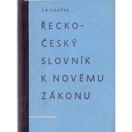 Řecko - český slovník k Novému zákonu
