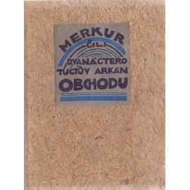 Merkur čili dvanáctero tuctův arkán obchodu - René Lobstein