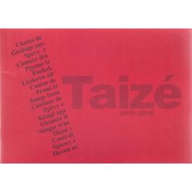 Zpěvy z Taizé 2015 - 2016