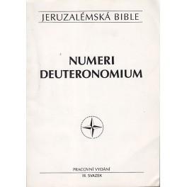Numeri Deuteronomium