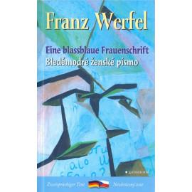 Bleděmodré ženské písmo - Franz Werfel