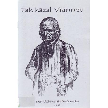 Tak kázal Vianney (2010)