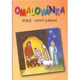 Omalovánka - Bible - Nový zákon