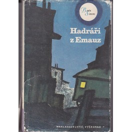 Hadráři z Emauz - Boris Simon