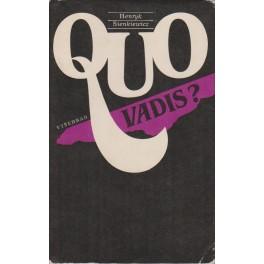Quo vadis - Henryk Sienkiewicz (1986)