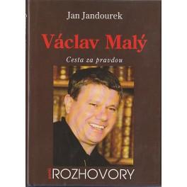 Cesta za pravdou - Václav Malý - Jan Jandourek