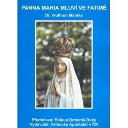 Panna Maria mluví ve Fatimě - Dr. Wolfram Mantke