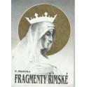 Fragmenty římské - František Růžička