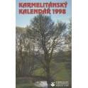 Karmelitánský kalendář 1998