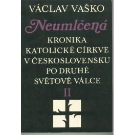 Neumlčená II - Václav Vaško