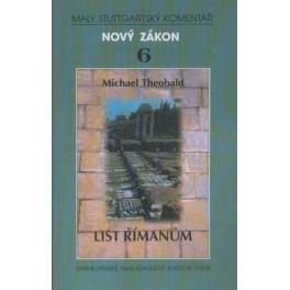 Nový zákon 6 - List Římanům - Michael Theobald
