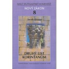 Nový zákon 8 - Druhý list Korinťanům - Jacob Kremer