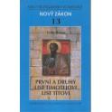 Nový zákon 13 - První a druhý list Timotejovi, List Titovi - Udo Borse